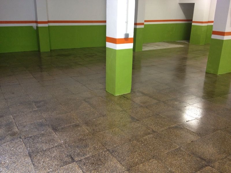 Pinturas epoxi el blog de arelux - Pintura para suelos exterior ...